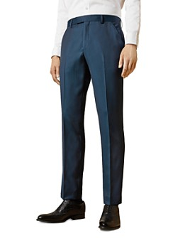 Ted Baker - Jonvant Pashion Wool Slim Fit Trousers