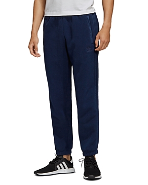 adidas Originals Striped Fleece Sweatpants