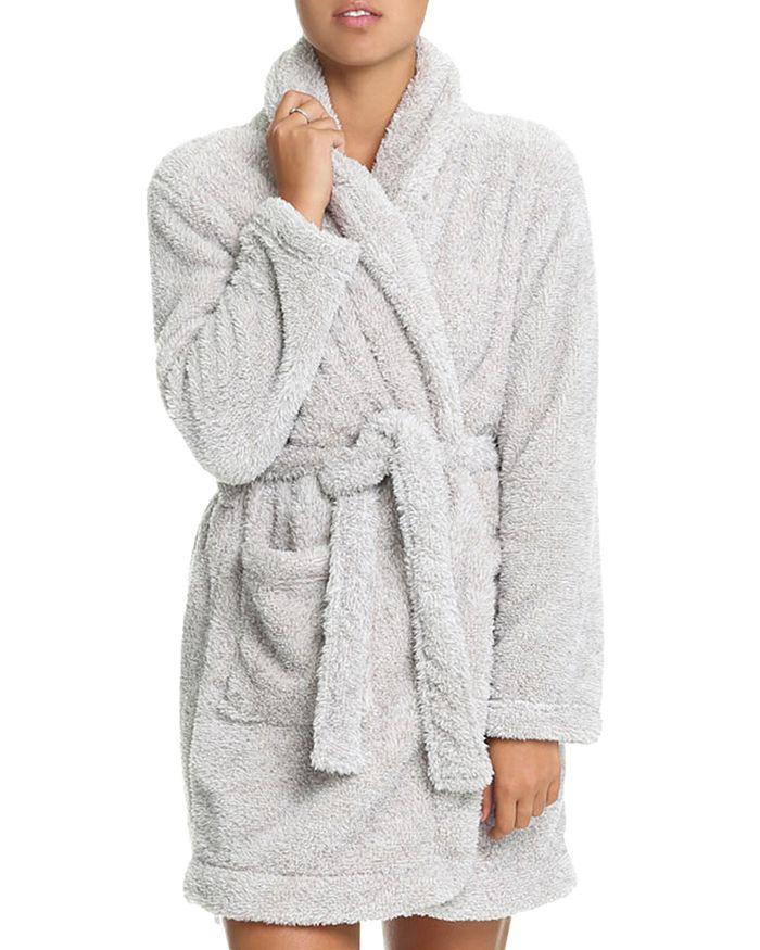 Papinelle - Plush Short Robe