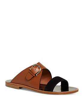 Salvatore Ferragamo - Women's Cassie Buckle Sandals