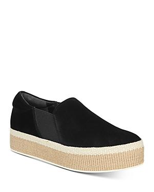 Vince Platforms Women's Wilden Espadrille Platform Sneakers