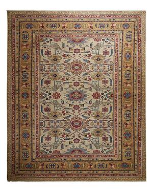 Bloomingdale's Oushak 1850273 Area Rug, 8'10 x 11'9 - 100% Exclusive