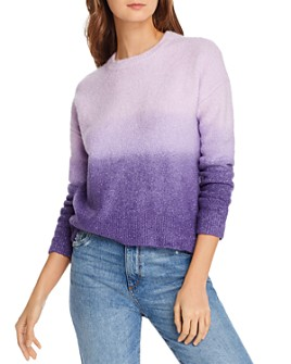 AQUA - Ombré Textured Sweater - 100% Exclusive