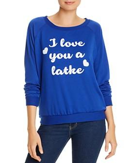 Prince Peter - Love You A Latke Sweatshirt