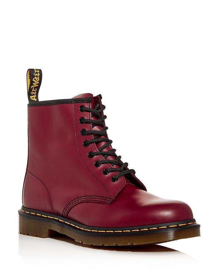 Dr. Martens - Men's 1460 Leather Combat Boots