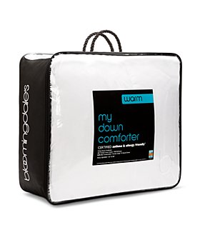 Bloomingdale's - My Down Asthma & Allergy Friendly® Comforter - 100% Exclusive