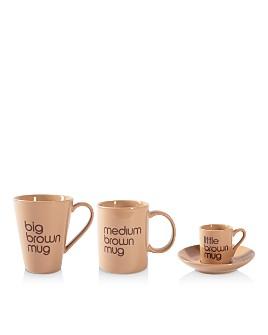 Fringe - Bloomingdale's Little Brown Mugs - 100% Exclusive