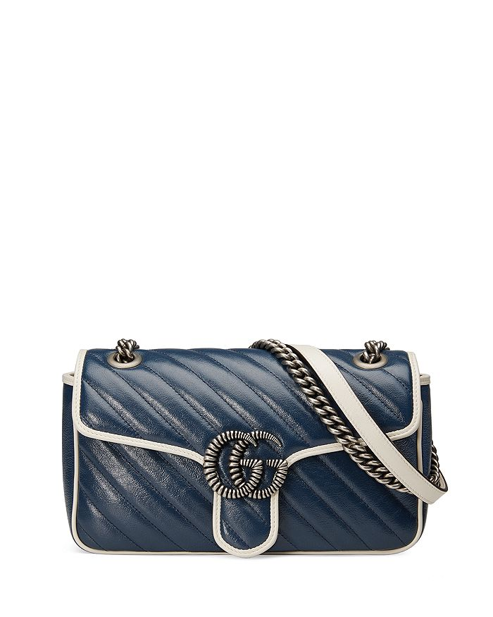 Gucci - GG Marmont Small Shoulder Bag