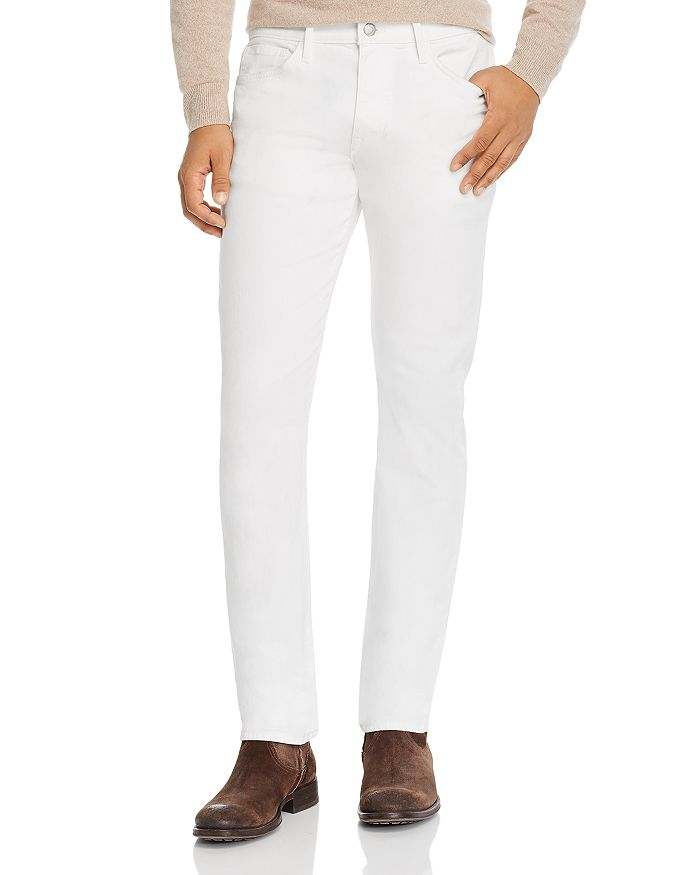 Joe's Jeans - The Asher Slim Fit Jeans in White
