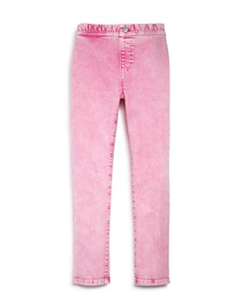 bebe - Girls' Dyed Skinny Jeans - Big Kid