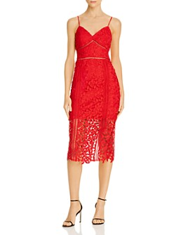 Bardot - Roxy Lace Midi Dress