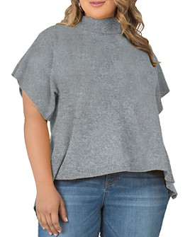 standards & practices - Cashmere Split-Back Sweater