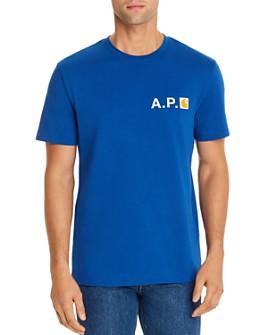 A.P.C. - x Carhartt WIP Fire Tee