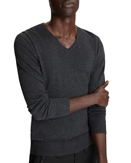 John Varvatos Star USA - Arlington Melange Sweater