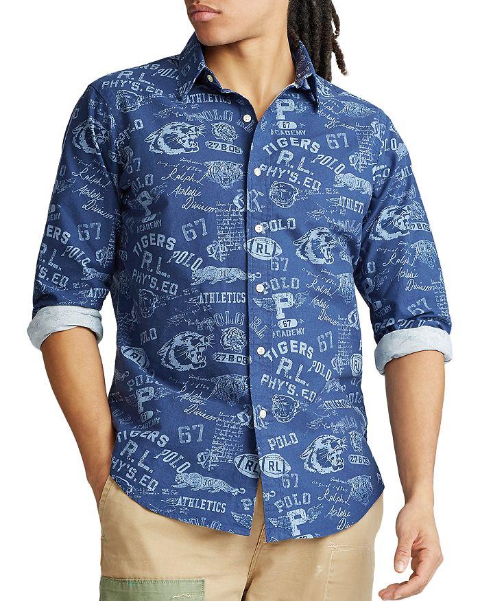 Polo Ralph Lauren - Classic Fit Oxford Shirt