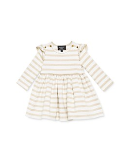 Bardot Junior - Girls' Sparkle-Stripe Dress - Baby