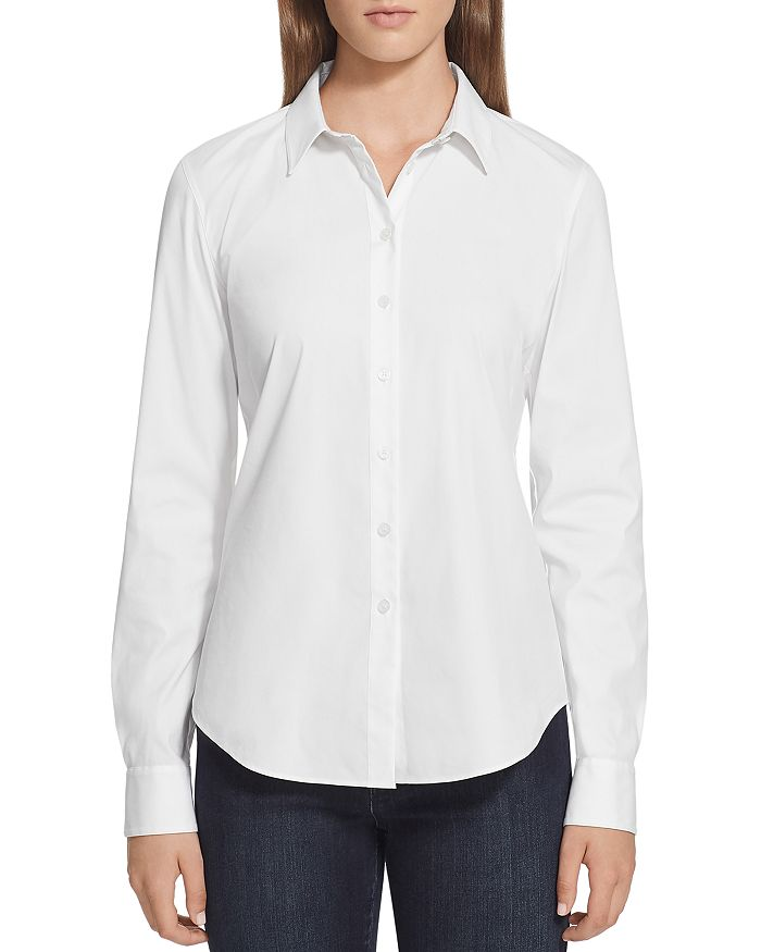 Lafayette 148 New York - Montego Button-Down Blouse