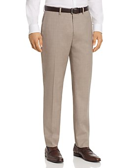 Theory -  Mayer Textured Solid Slim Fit Suit Pants
