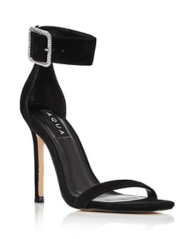 AQUA - Women's Blair High-Heel Sandals - 100% Exclusive