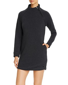 Marc New York - Plush Fleece Dress