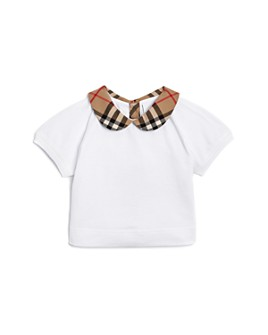 Burberry - Girls' Mini Della Shirt - Baby