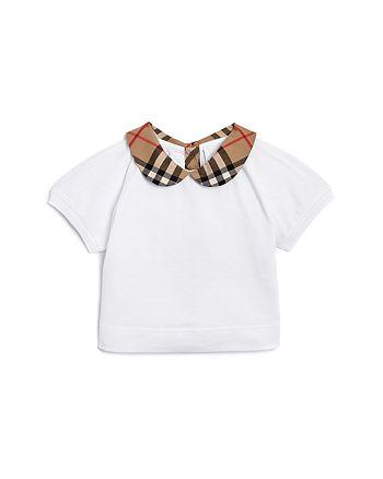Burberry - Girls' Mini Della Shirt - Baby