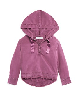 Bella Dahl - Girls' Hooded Top - Little Kid, Big Kid