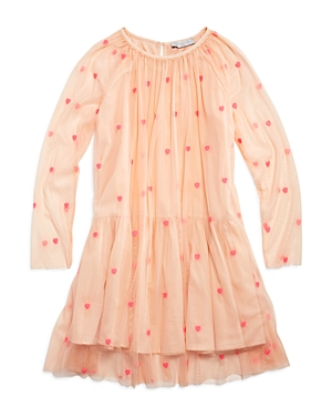 Stella McCartney Girls\\\' Embroidered Tulle Dress - Little Kid, Big Kid (Clearance)