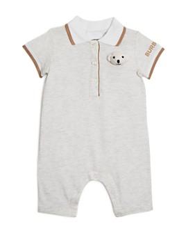 Burberry - Unisex Scanlon Bear Piqué Romper - Baby