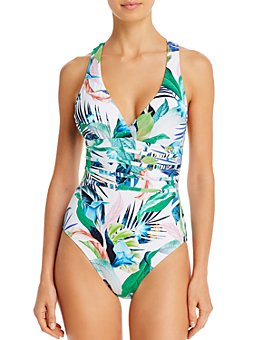 La Blanca - In The Moment Strappy One Piece Swimsuit