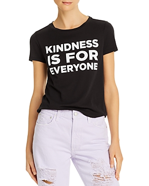 Alice + Olivia Cicely Classic Graphic Tee