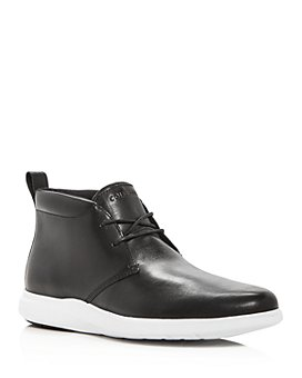 Cole Haan - Men's Grand Plus Essex Leather Chukka Boots