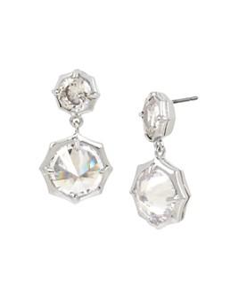ALLSAINTS - Stone Double Drop Earrings