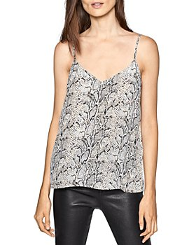 Equipment - Layla Printed Silk Camisole Top