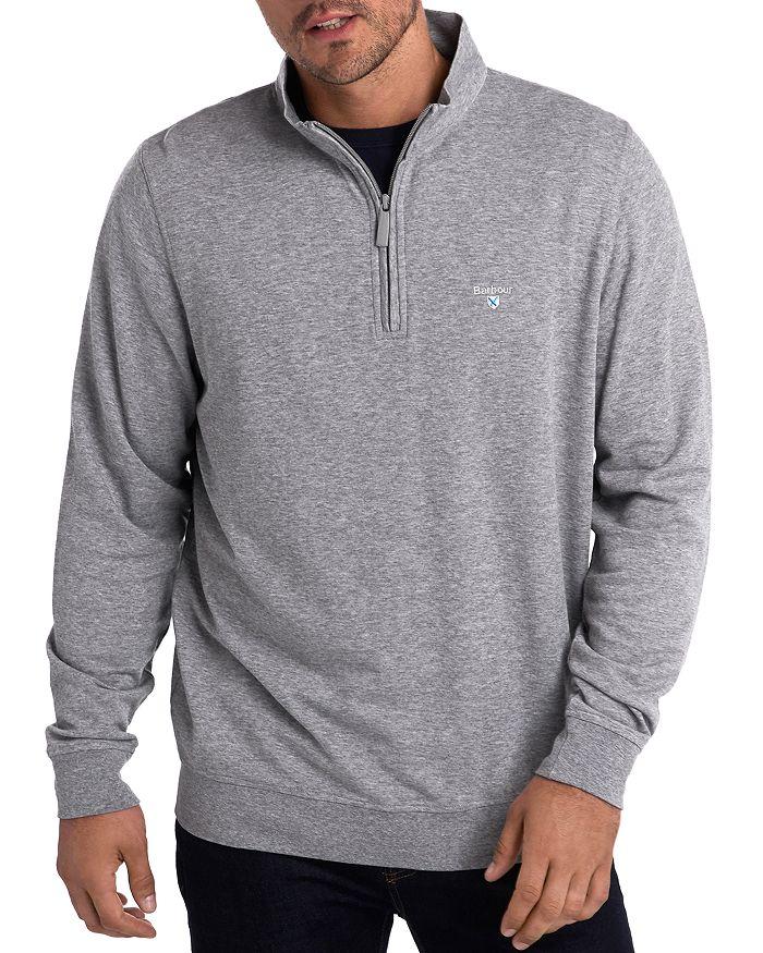Barbour - Batten Quarter-Zip Sweater