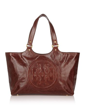 9070668bd3cc Tory Burch - Burch Bombe Leather Tote