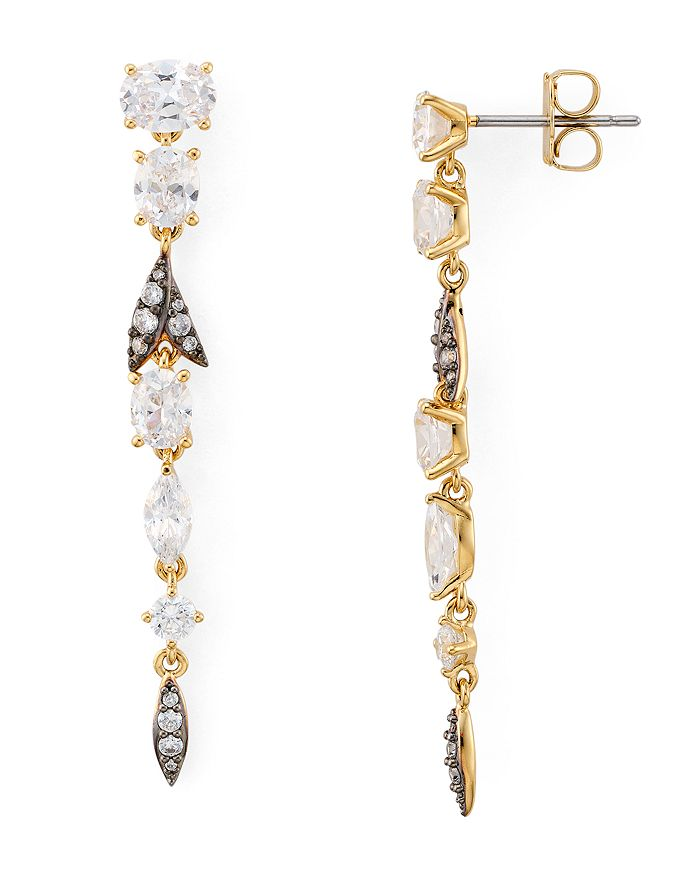 Nadri - Liv Linear Earrings
