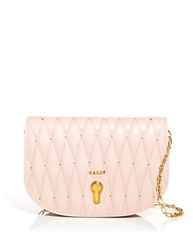 Bally - Clayn Quilted Leather Crossbody