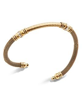 Alex and Ani - Expandable Mesh Cuff Bracelet