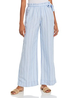 Tommy Bahama - Desert Weave Wide-Leg Pants