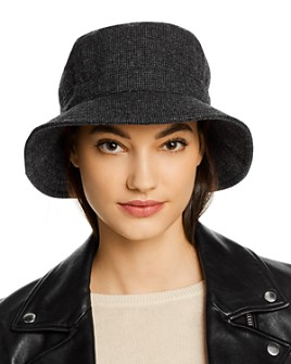 Hat Attack - Packable Check Bucket Hat