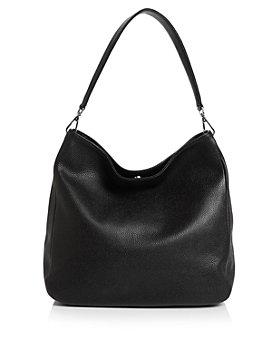 AQUA - Leather Hobo - 100% Exclusive
