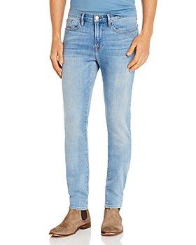 FRAME - L'Homme Super Soft Skinny Jeans