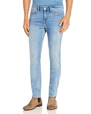 Frame L'Homme Skinny Fit Jeans in Inertia
