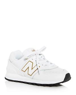 New Balance - Women's 574 Low-Top Sneakers