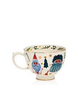 Anthropologie Home - Quill & Fox Mug