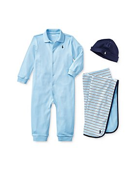 Ralph Lauren - Boys' Cute & Classic Baby Bundle - Baby