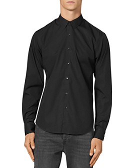 Sandro - Slim Fit Button-Down Shirt