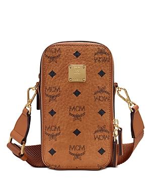 Mcm Visetos Camera Crossbody-Handbags