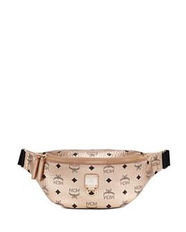 MCM - Visetos Small Belt Bag